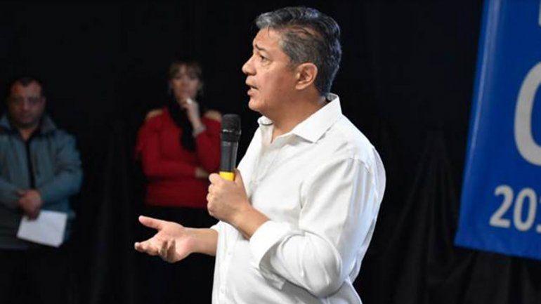 Figueroa, crítico con las políticas que generan pobreza