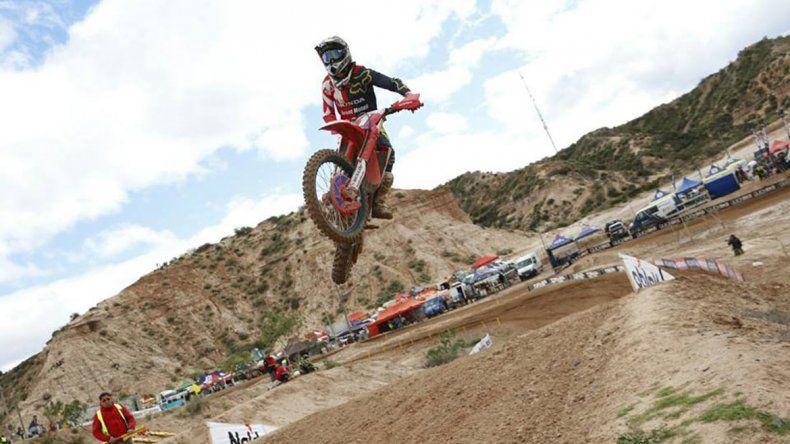 El Coliseo de la Barda vibra con el mejor motocross
