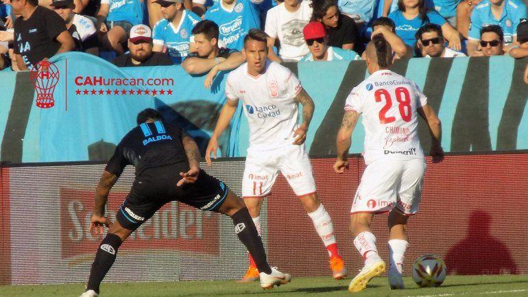 El Globo sigue de racha: le ganó 1 a 0 a Belgrano