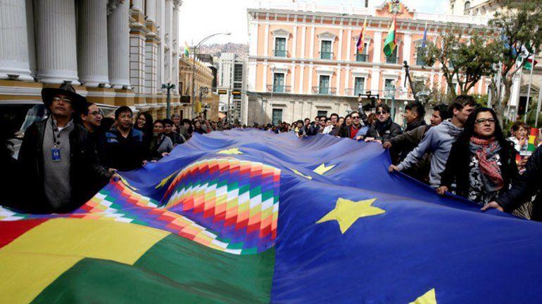 Evo Morales confía en que le devolverán a su país la salida al Pacífico.