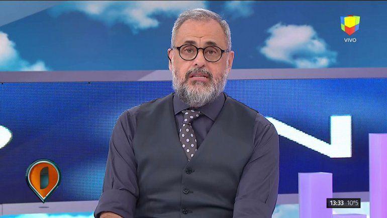 Bomba: Jorge Rial renunciará definitivamente a Intrusos
