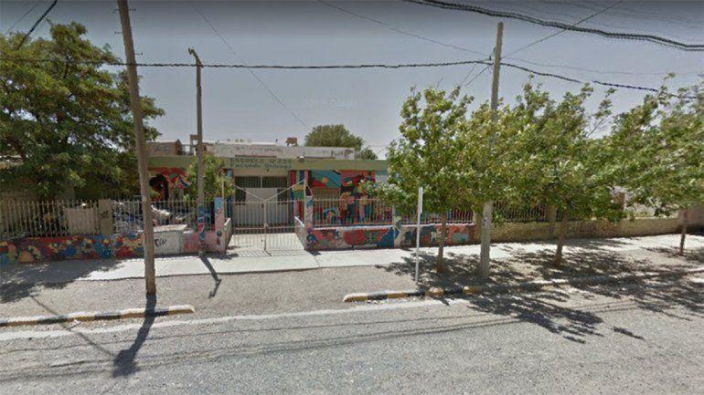 Escuela 234 del barrio Don Bosco de Cipolletti.