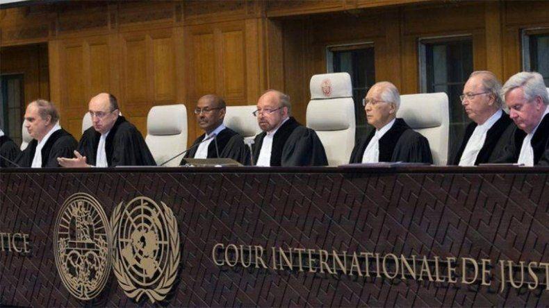 La corte de la Haya rechazó el pedido de salida al mar de Bolivia