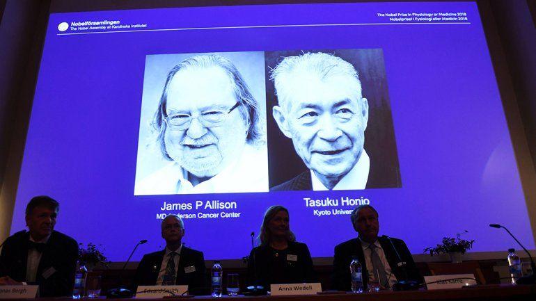 Nobel para los inventores de la terapia contra el cáncer