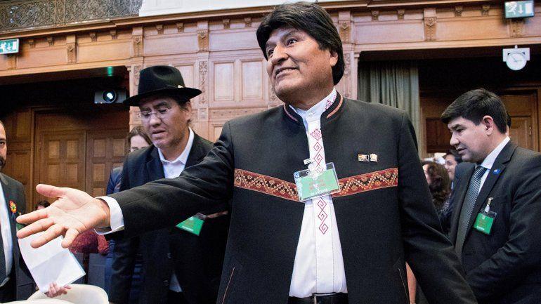 Chile le ganó a Bolivia el litigio por la salida al mar
