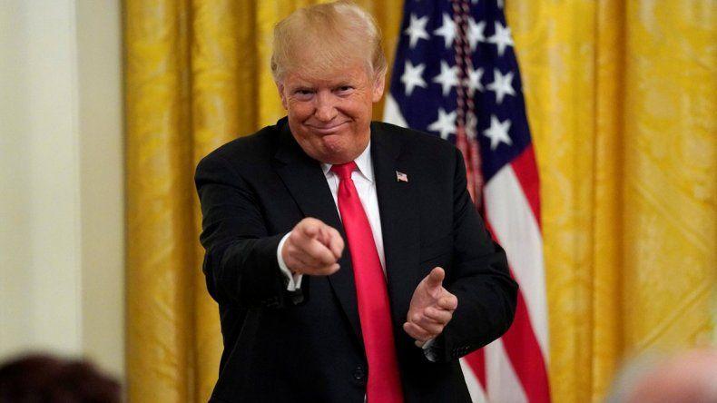 Para Trump