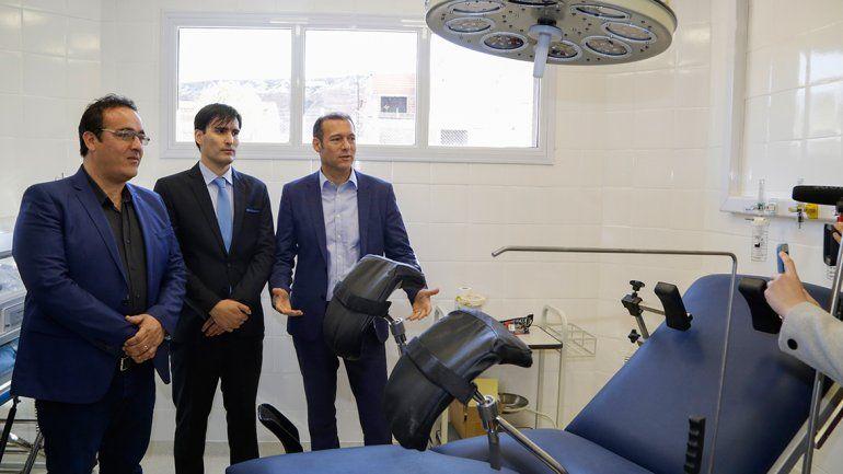 El hospital norpatagónico se hará con plata neuquina