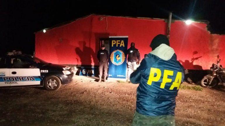 Rescataron a tres dominicanas de un local nocturno en Chos Malal
