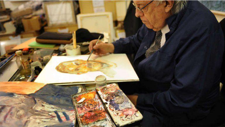 Murió Hermenegildo Sábat, histórico dibujante de Clarín