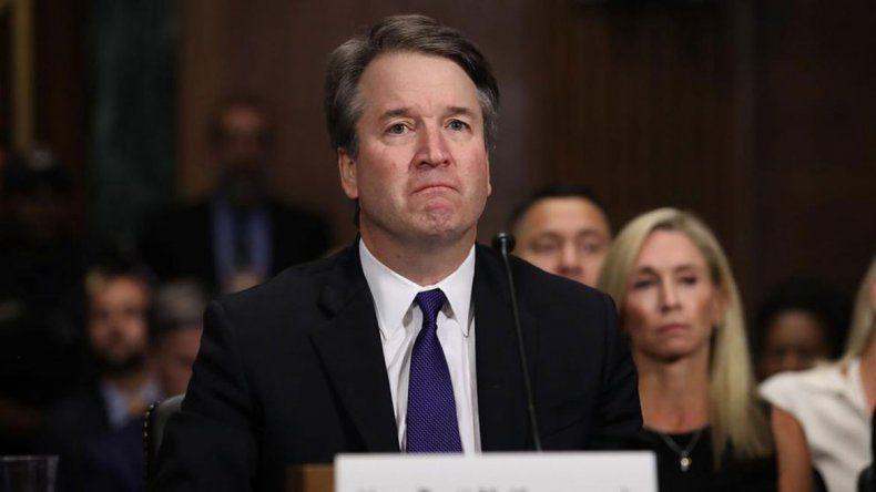 Brett Kavanaugh ya fue denunciado por dos mujeres por abuso sexual.