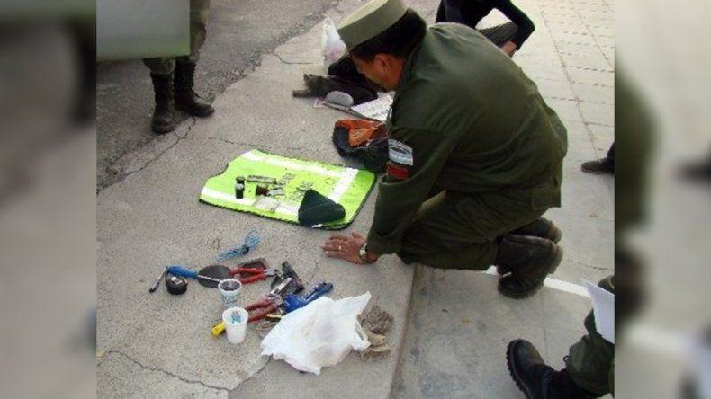 Viajaban a Loncopué desde Neuquén con tres kilos de cocaína: los atrapó Gendarmería