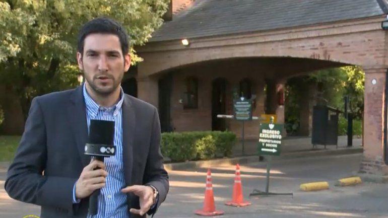 Dolor por la muerte de Nicolás Feuermann, periodista de Telefe y C5N
