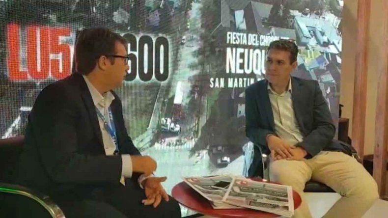 Bizzotto: Fuimos capaces de hacer un desarrollo competitivo