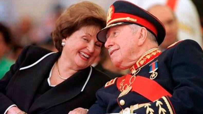 La fortuna de Pinochet, retenida