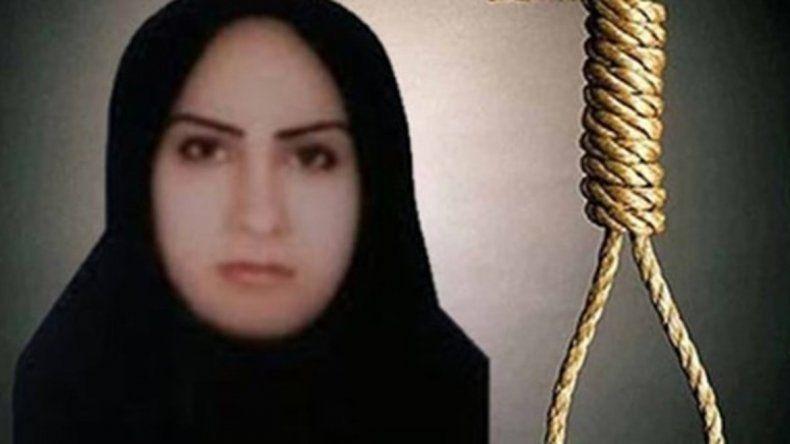Zeinab Sekaanvand es una víctima más de un sistema cruel con la mujer.