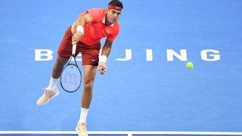La gripe no lo ayudó y Delpo perdió la final del ATP 500