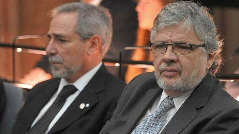 Ricardo Jaime y Schiavi. Archivo.