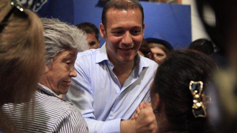 Gutiérrez, a favor de más desarrollo  y contra el ajuste