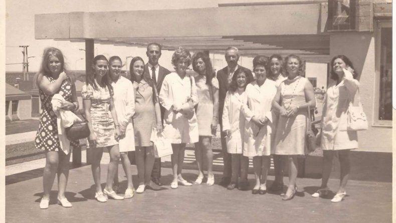 Las mujeres de El Chocón reviven la historia de la villa