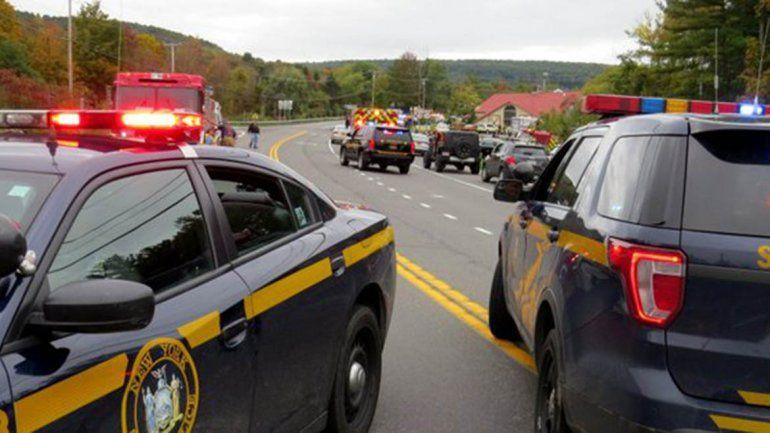 Protagonizaron un accidente fatal cuando iban a una boda en limusina: hay 20 muertos