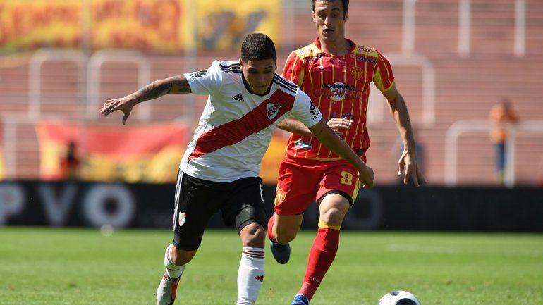 River le ganó 3 a 1 a Sarmiento y está en semifinales de Copa Argentina