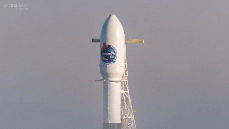Revivi el lanzamiento del satélite del Invap