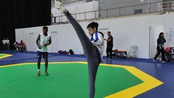 Acuña sale a pelear por el oro olímpico