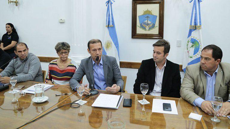 Gutiérrez quiere licitar la obra del Pulmón Verde en febrero próximo
