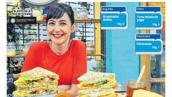 con cocineros argentinos anda sacando el mantelito para el picnic