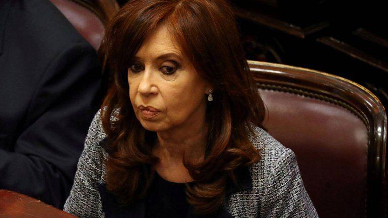 Casanello dictó la falta de mérito de Cristina en la causa de la ruta del dinero K