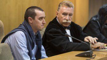 La defensa pedía la absolución por esquizofrenia paranoide del acusado.