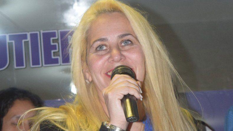 Patricia Fernández va a la interna del  MPN en Senillosa
