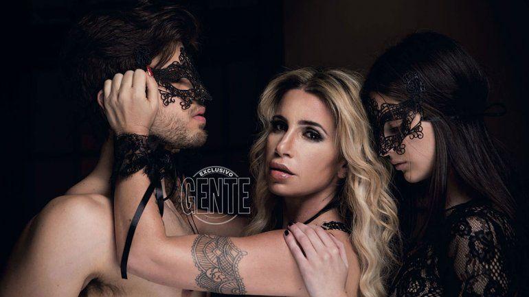 Apuesta al trío sexual