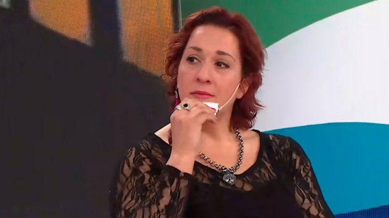 Fernanda Meneses contó que en un ensayo le puso a mano en la vagina.