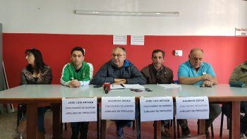 Sitramune va al Concejo contra la reforma jubilatoria