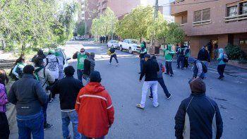 estatales y docentes decretan paro y marchan manana por el centro