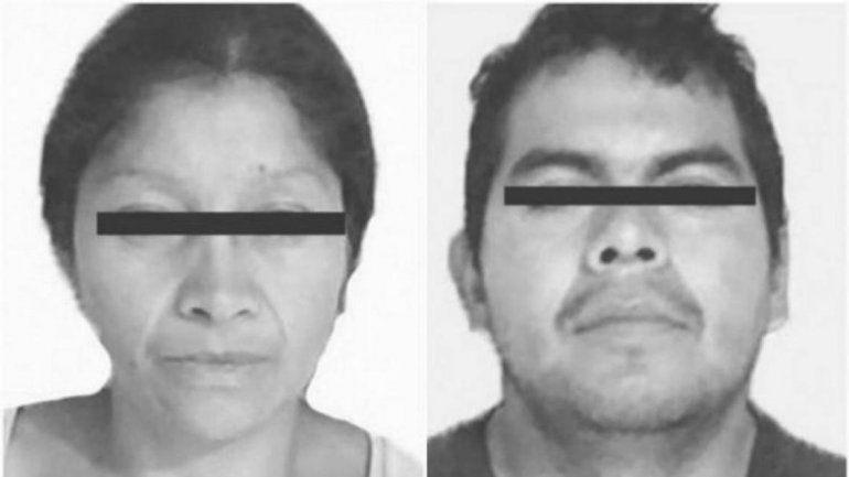 La pareja está acusada del homicidio de 10 mujeres en el Distrito Federal.