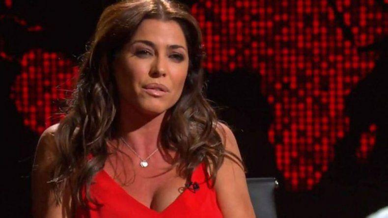 Pamela David confesó que si vuelve Cristina, se va del país