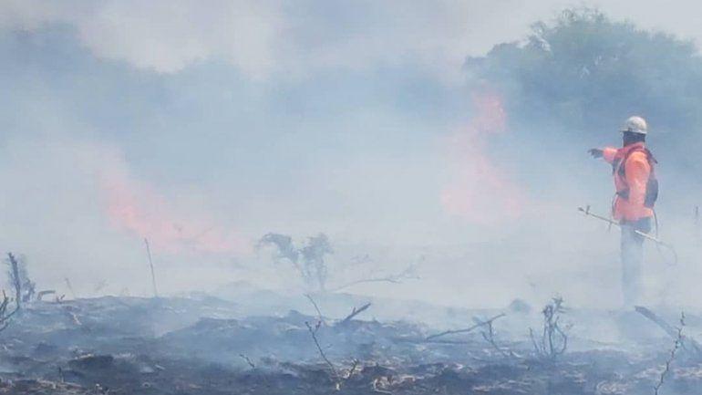 Creen que fue intencional el desvatador incendio en las sierras de Córdoba