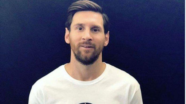 Messi es la figura del nuevo show de Cirque  du Soleil
