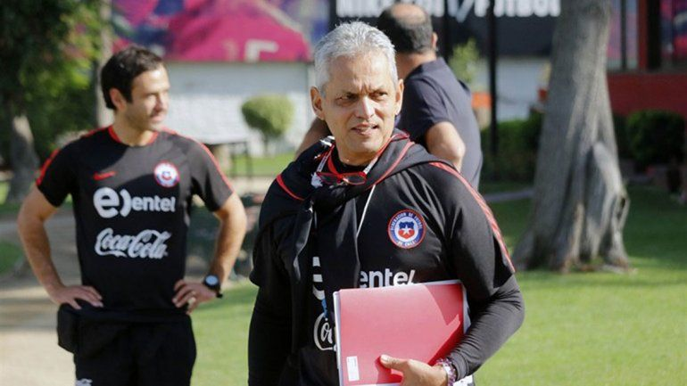 Rueda se refirió a la baja de Gabriel Arias.