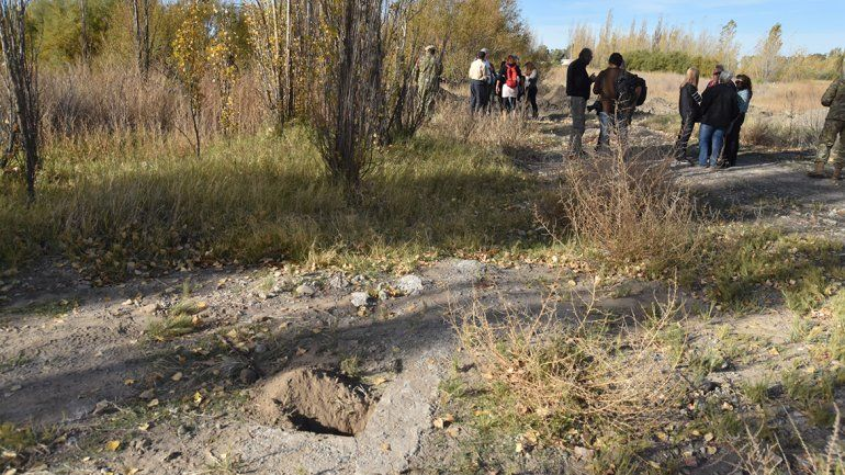 Señalarán el centro clandestino de detención La Escuelita