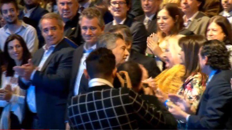 Carrió se amigará con Macri cuando lo saque a Garavano