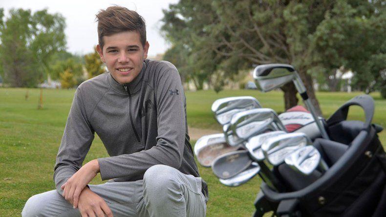 Un neuquino jugará la fecha del PGA Tour en Chapelco