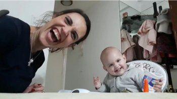 no podia tener hijos y su bebe se convirtio en youtuber