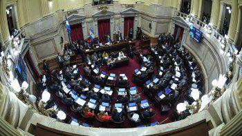 segui en vivo el debate del presupuesto 2019 en senadores