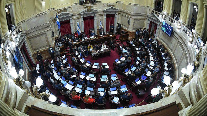 Cambiemos confía en aprobar el presupuesto en el Senado
