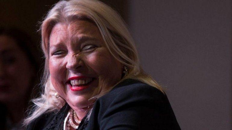 Ahora Lilita dice que el pedido de renuncia a Garavano fue una broma