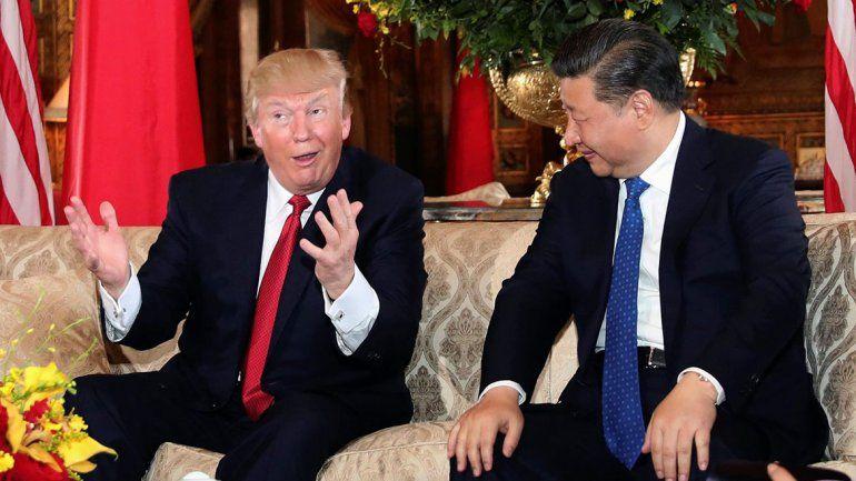 Trump afirmó que habrá más aranceles contra China