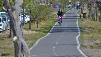 prometen duplicar los kilometros de sendas y ciclovias